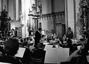 Oratorium De Revolutionibus - Tadeusza Paciorkiewicza, dyrygent: Janusz Przybylski (Frombork 1973)