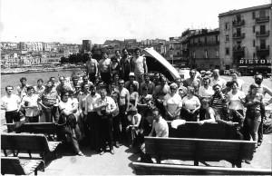 Tournee koncertowe we Włoszech. Filharmonicy na promie na Sycylię (1983)
