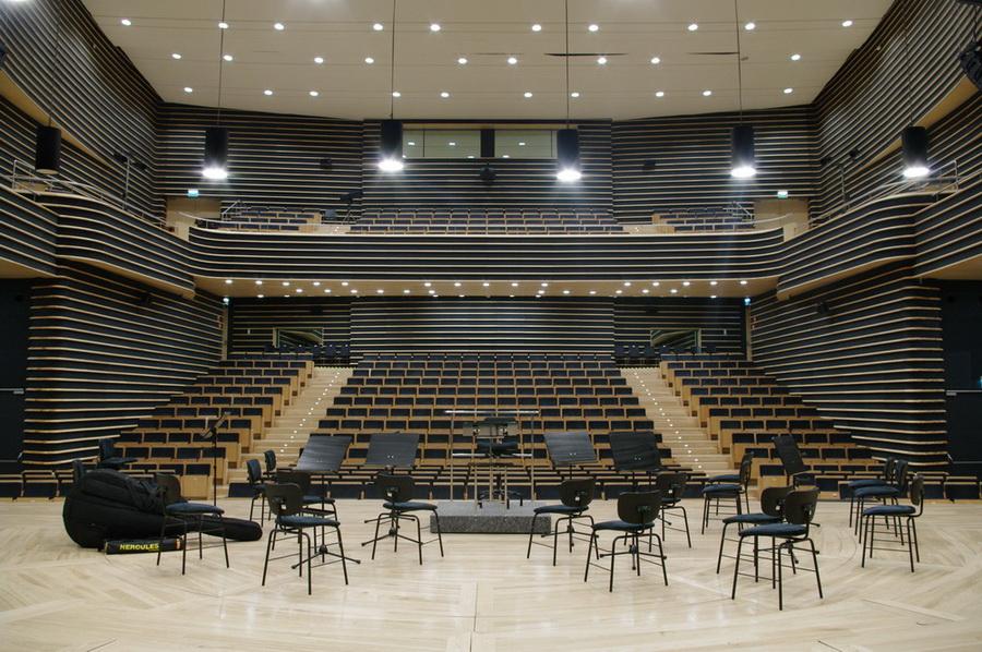 Sala koncertowa - scena