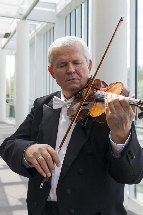 Artur Milian -skrzypce