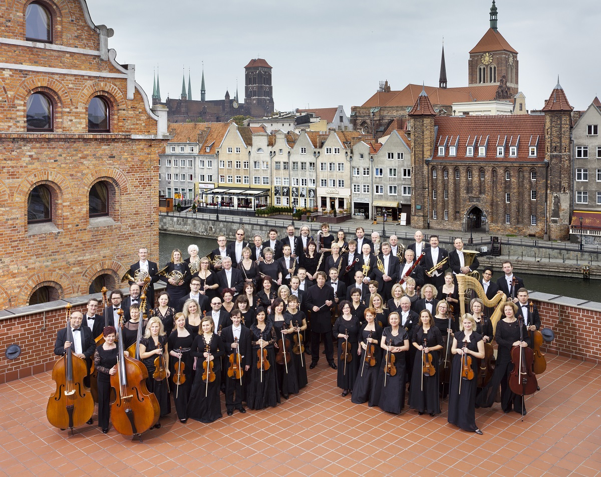 1Orkiestra Symfoniczna Polskiej Filharmonii Bałtyckiej w Gdańsku fot.Paweł Klein